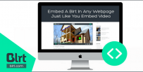 Embed A Blrt In Any Webpage Just Like You Embed Video