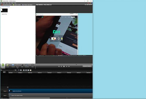 Best Screen Recording Software For Windows Camtasia